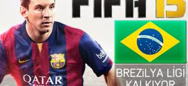 Brezilya Ligi YEr Almayacak