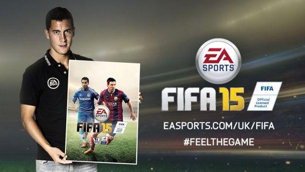 Eden Hazard FIFA 15