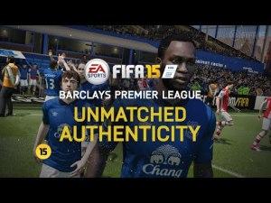 FIFA 15 Video