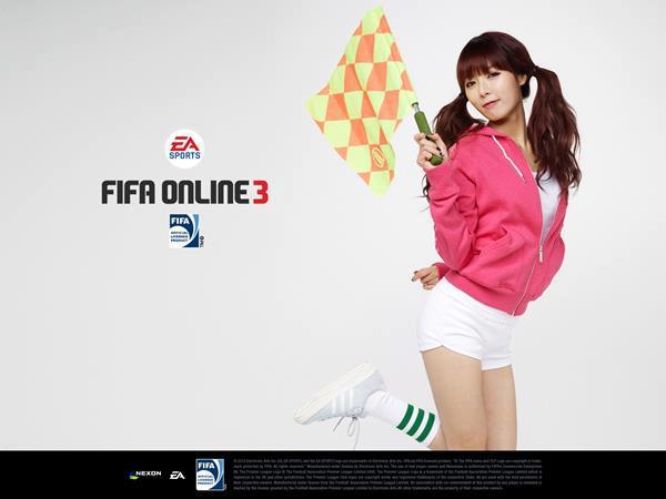 fifaonline3 hyuna