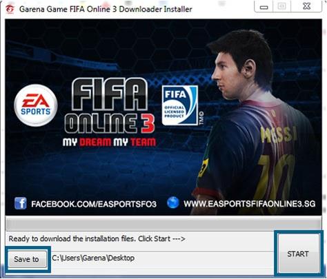 fifa online 3 kurulum