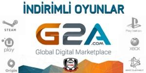 g2A indirimli oyunlar