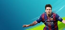 FIFA 16 Kapağı Messi
