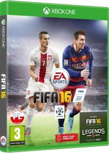 FIFA 16 Polonya Kapak Futbolcusu Arkadiusz Milik