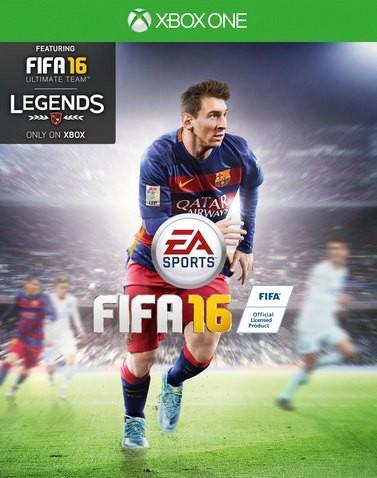 FIFA16 Messi Global Kapak Fotoğrafı