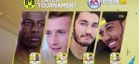 fifa 16 Borussia Dortmund Turnuvası
