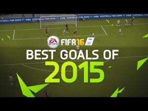 FIFA16 2015 Yılı En İyi Goller
