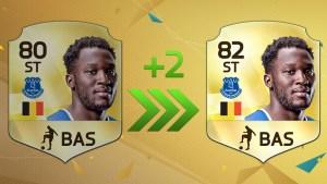 Romelu Lukaku fifa16 Everton
