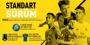 FIFA 17 STANDART SÜRÜM