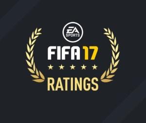 fifa 17 futbolcu sıralaması
