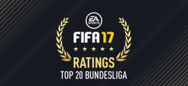 fifa 17 Bundesliga en iyi futbolcular