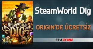 SteamWorldDig Origin-On-The-House