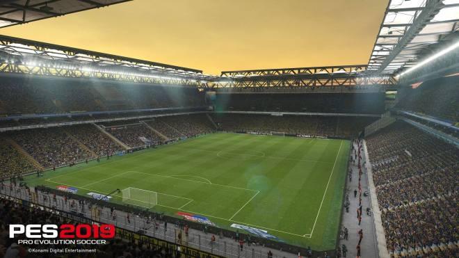 Fenerbahçe Şükrü Saraçoğlu Stadyumu PES 2019
