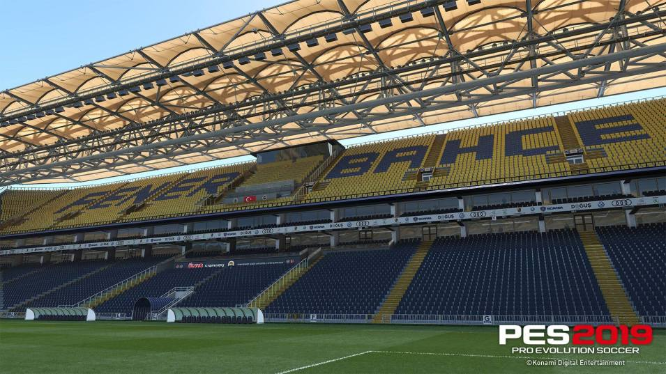 Fenerbahçe Şükrü Saracoğlu Stadyumu PES 2019