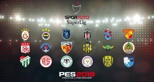 Türkiye Süper Ligi PES 2019