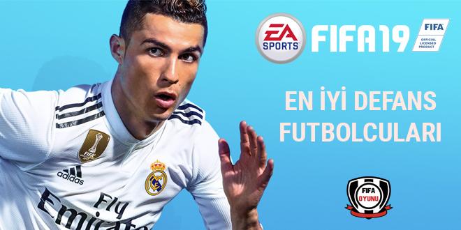 FIFA 19 En İyi Savunma Futbolcuları