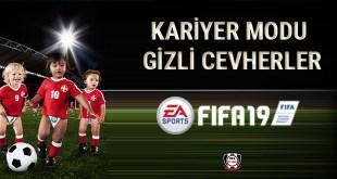 FIFA19 genç yetenekler gizli cevherler