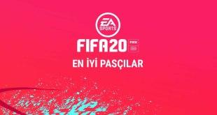 FIFA20-en iyi pasçılar