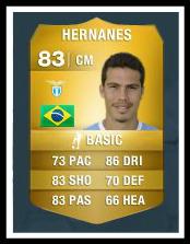 Hernanes FIFA 14