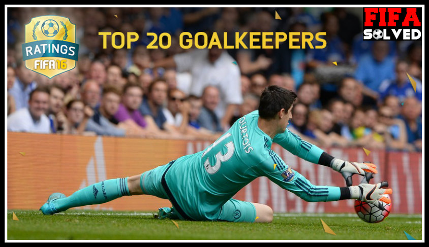 FIFA 16 Top Goalkeepers
