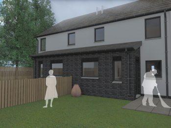 Affordable housing scheme