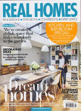 Real Homes October