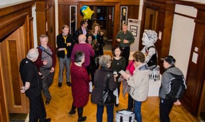 IMD2016 Kirkcaldy Galleries Visit 1