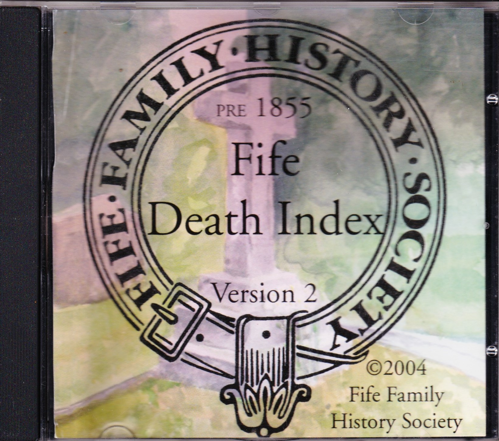 Death Index CD Cover