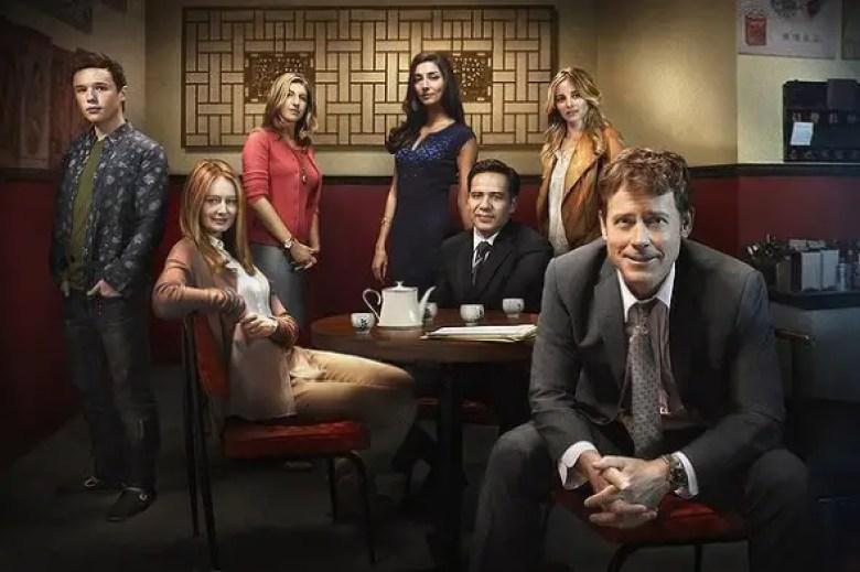 Best Australian TV Shows - rake