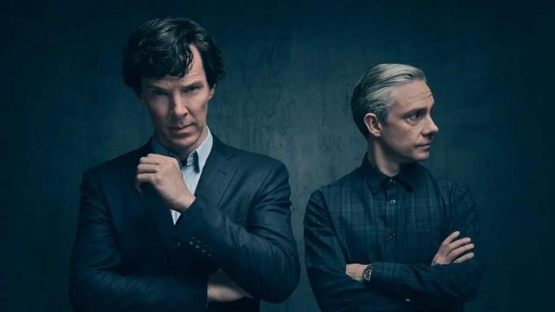 Best British TV Shows - sherlock