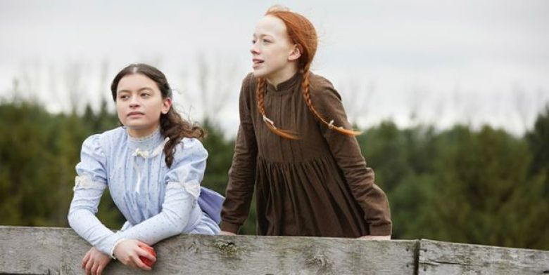 Best Canadian TV Show - Anne with An E