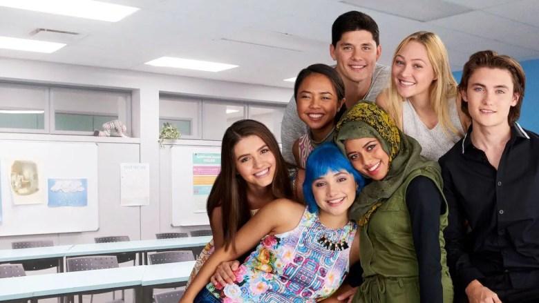 Best Canadian TV Shows - degrassi Next Class