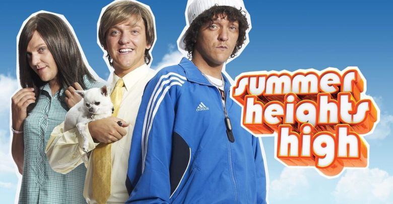 best australin tv shows - Summer Heights Heigh