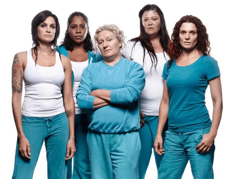 best australin tv shows - wentworth prison