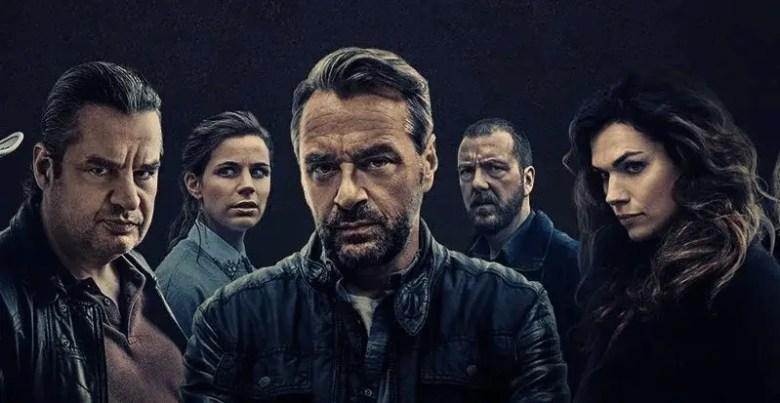Undercover Season 3 Cast