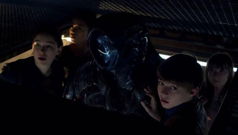 Lost In Space Season 3 Cast