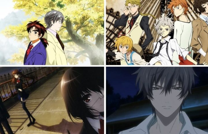 8+ Best Detective Animes And Mangas To Entertain You