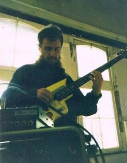 Paul Winstanley, recording The Marion Flow (1999)