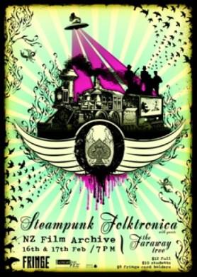 Steampunk Folktronica, 2010