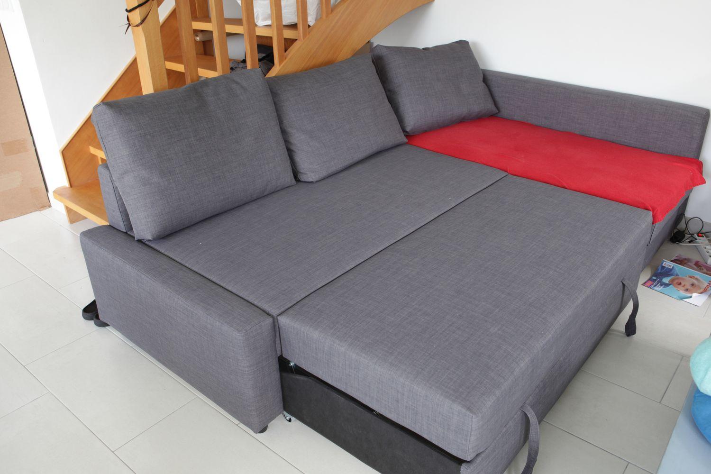 Canapé Friheten Ikea Le Blog De Fifi Et Doudou