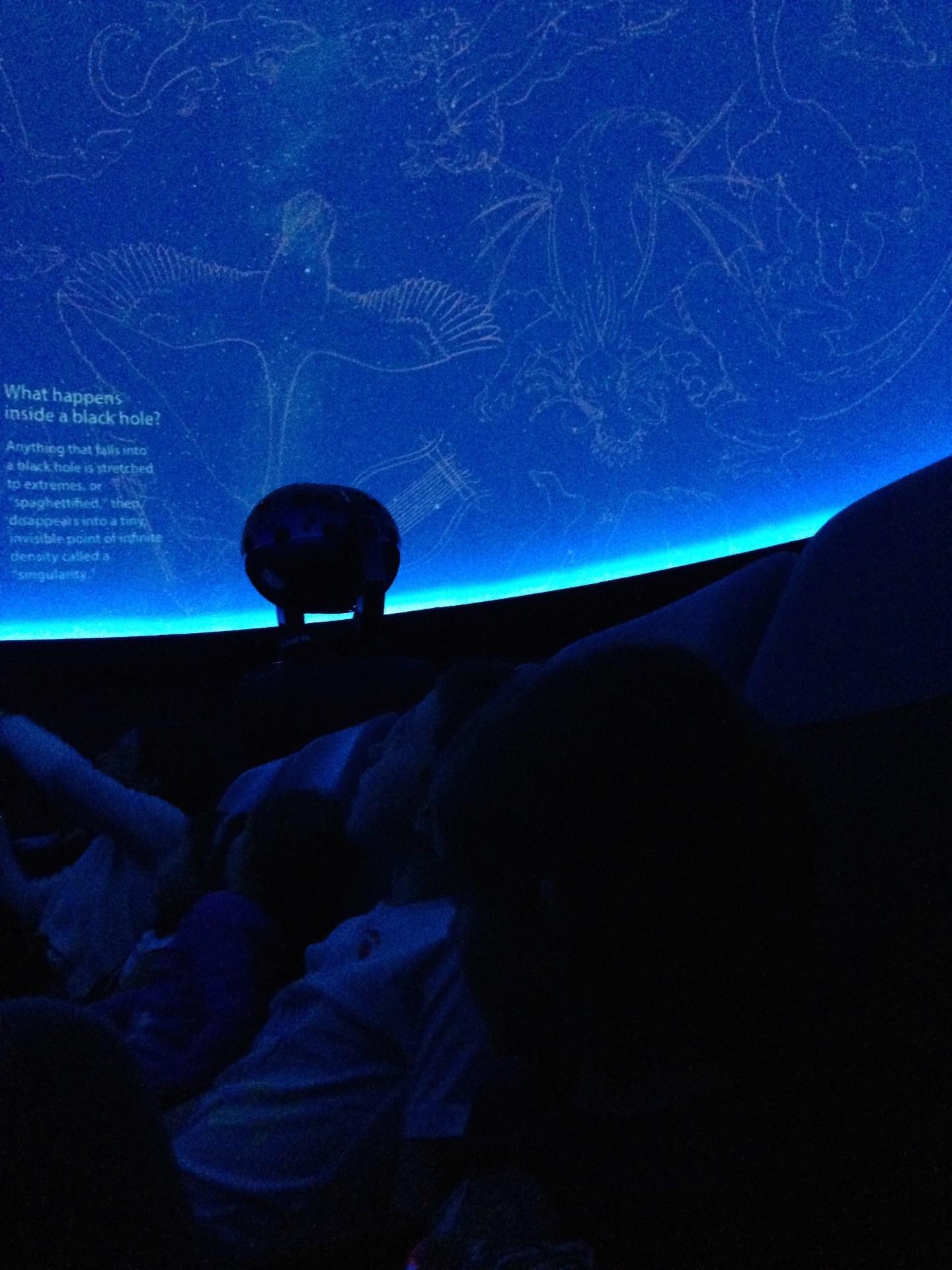 Westchester's Only Planetarium: Hudson River Museum