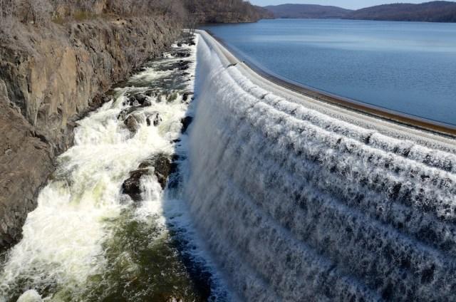 Croton Dam, Westchester, NY