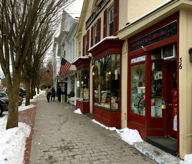 Stockbridge, MA: Wintertime in the Berkshires