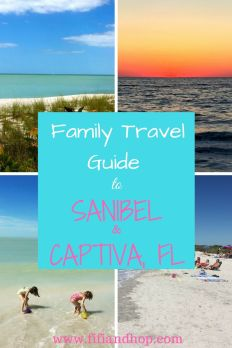Guide to Sanibel and Captiva