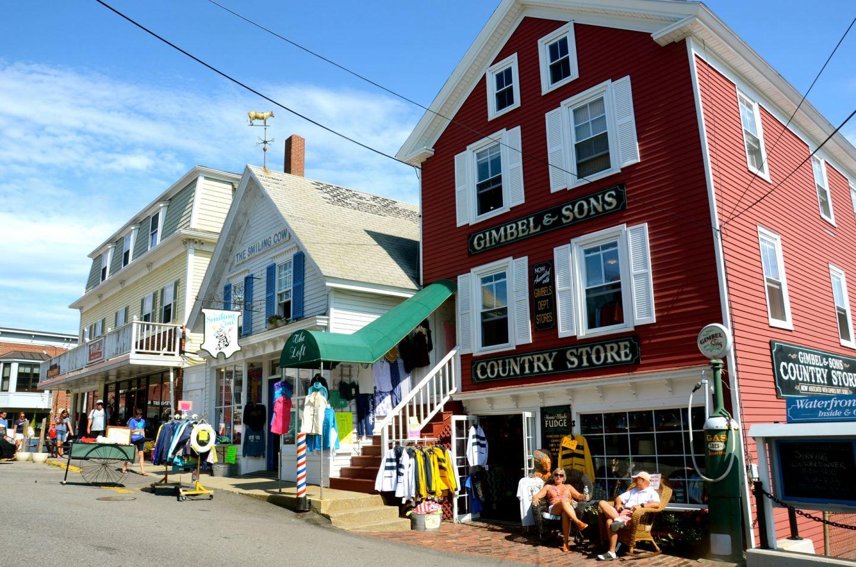 Boothbay Harbor Maine activities