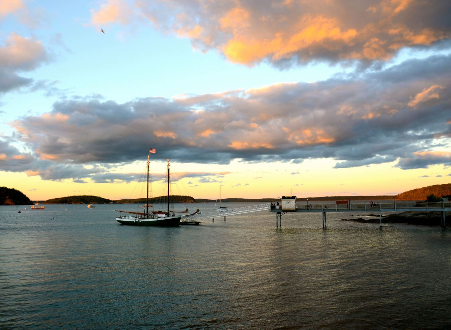 Bar Harbor, Maine: Sea, Mountains and Lobstah