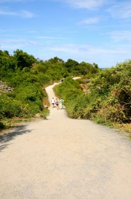 A Walk through Fort Williams park in Portland Maine