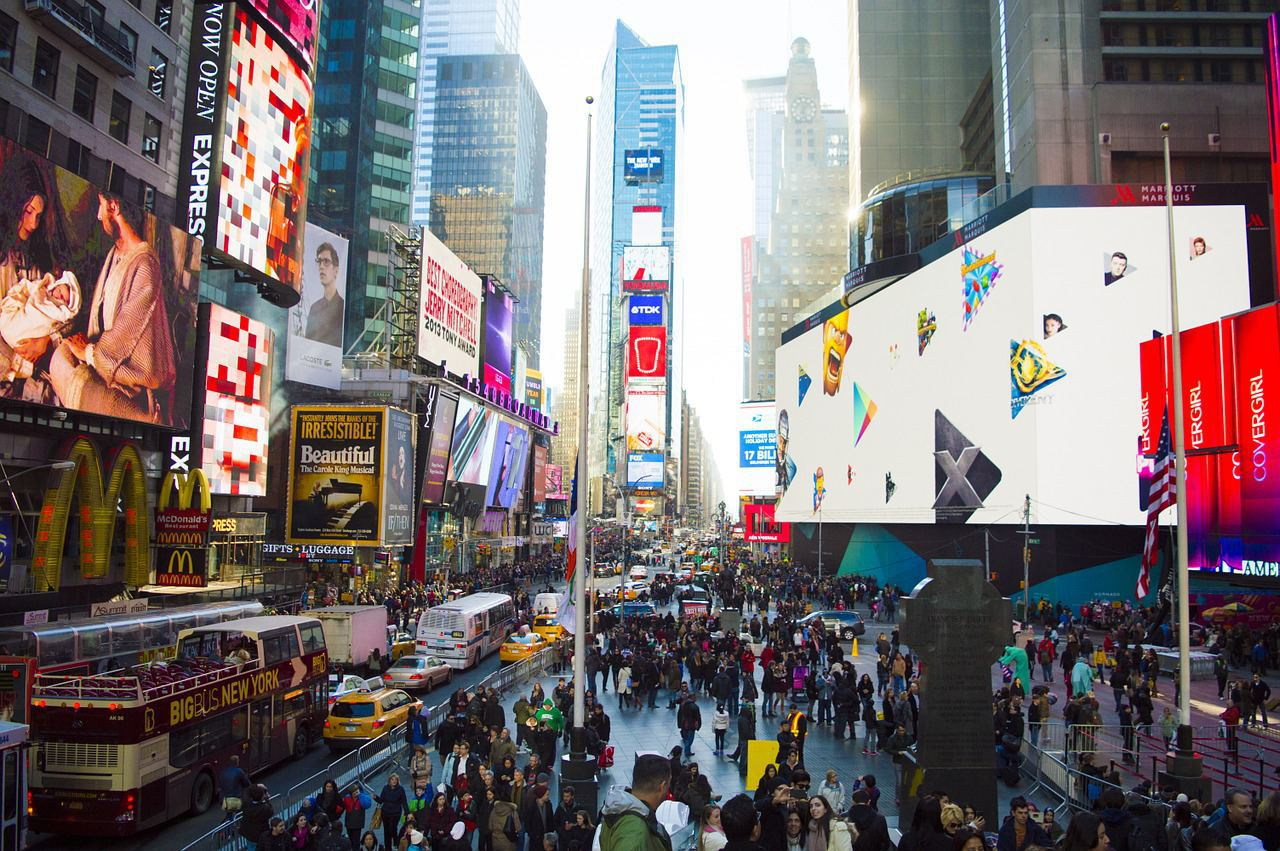 8 Great Family Friendly Restaurants In Times Square New York City