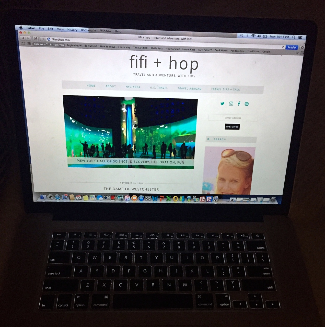 Cha-cha-cha-changes…fifi + hop has a new look!