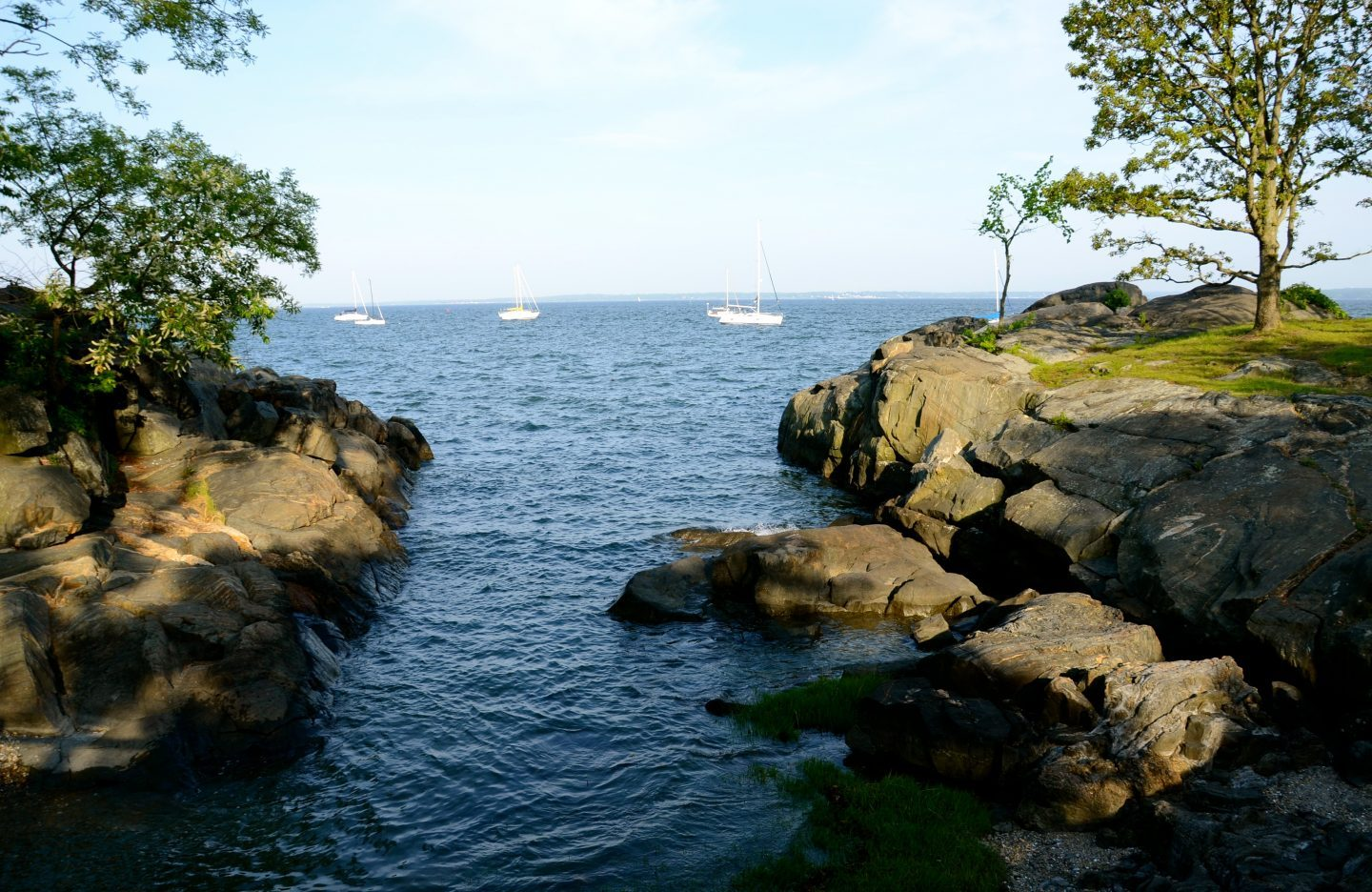 Larchmont Manor Park on the Long Island Sound is a treasure in Westchester County.